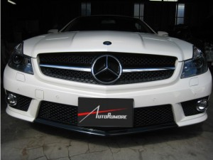 Benz AMG SL63.5