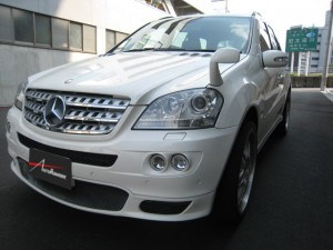 Benz ML350.1