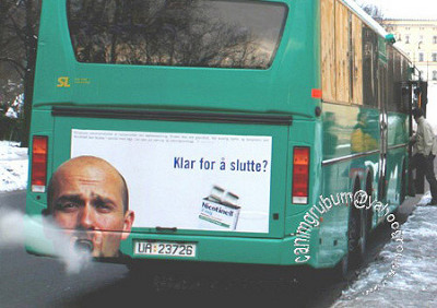 Bus-smoke